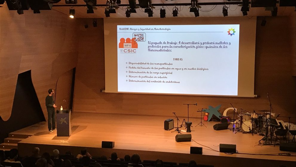 Watch RiskGONE partner presenting in European Researchers Night – Video